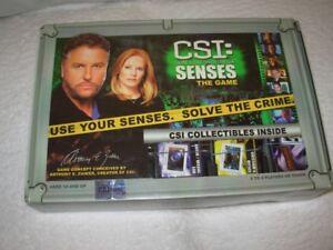 CSI Game