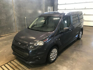 2014 Ford Transit Connect XLT Minivan, Van