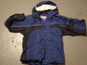 Mens size med Columbia coat (not a winter jacket) $15