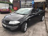 2008 Renault megane 1.6 e coupe convertible glass roof low miles