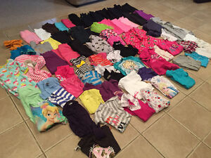 70 pieces of size  6 girls clothing