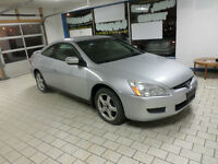 2005 Honda accord Coupe with warranty