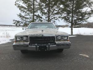 Cadillac Fleetwood Brougham d'Élégance 1984