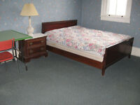 2 FURNISHED STUDENT ROOMS---INTERNATIONAL STUDENTS WELCOME