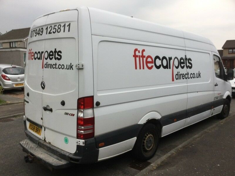 311 lwb Mercedes sprinter | in Kirkcaldy, Fife | Gumtree