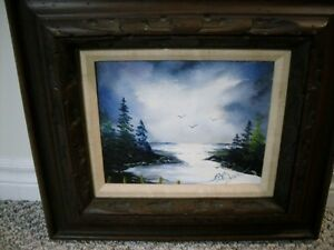 Original OIL Painting signed by Artist