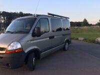 Campervan, motorhome, camper, Renault master for sale