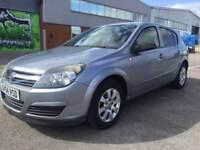 Vauxhall/Opel Astra 1.8i 16v auto 2005MY Club