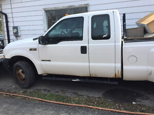 2002 Ford F-350 Dually