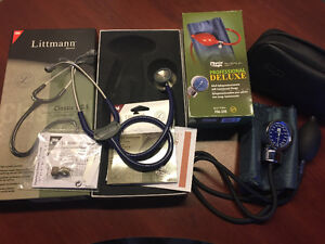 Littman Classic II S.E. Stethoscope+PhysioLogic Sphygmomanometer