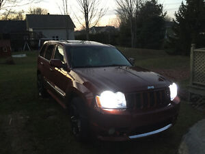 2007 Jeep Grand Cherokee Srt8 Camionnette