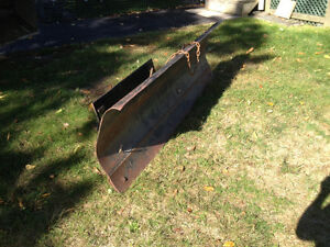 Spring Loaded Tractor Plow