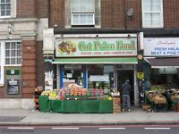 OFF LICENSE AND GROCERY SHOP FOR SALE WITH FLAT, NORBURY, SOUTH LONDON