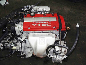 JDM HONDA PRELUDE H22A EURO R 97-01 WITH 5 SPEED MANUAL T2T4 LSD