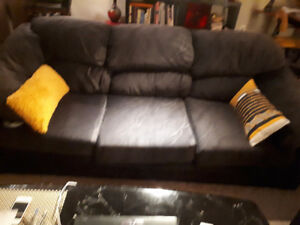 5 pieces set:couch, love seat, chair, coffee table, side table
