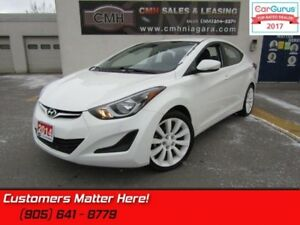 2014 Hyundai Elantra GL  PREMIUM WHEELS, HEATED SEATS, BLUETOOTH
