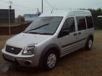 Ford Transit Connect 1.8TDCi TOURNEO WHEELCHAIR MINIBUS MOBILITY 2013