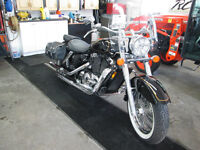 HONDA SHADOW AERO 1100 CC 1998  $2995.00 CLEARANCE