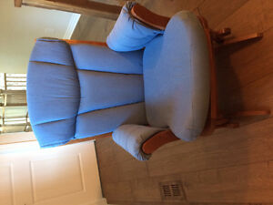 Chaise bercante, Rocking chair