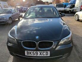 BMW 520 2.0TD d SE Business Edition 4 DOOR - 2009 59-REG - FULL 12 MONTHS MOT