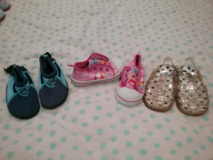 Bag of Girls Shoes - Sizes 7 to 9 (7 x pairs) Maryborough Fraser Coast Preview