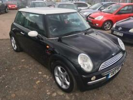 2001/51 Mini Mini 1.6 ( Chili ) Cooper FULL MOT EXCELLENT RUNNER