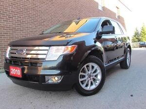 2010 Ford Edge SEL,Pano Sunroof,Leather,Alloy