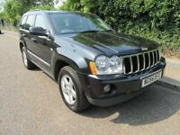 2006 JEEP GRAND CHEROKEE 3.0CRD V6 LIMITED AUTOMATIC DIESEL 4X4