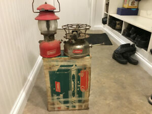 Burner, light and cookstove Naptha
