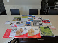 A Number of Pamphlets regarding a Stroke -Free for Porch P/U