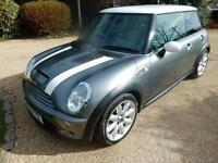 CHEAP CAR - 2004 04 MINI HATCH COOPER 1.6 COOPER S 3D 161 BHP