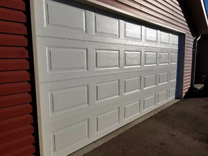 Garage Doors - Assorted Sizes, Special Pricing+Includes Install