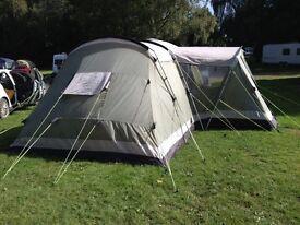 4 man family tent