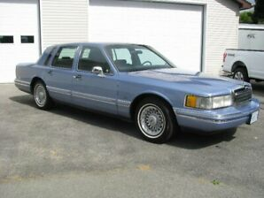 1994 Lincoln Towncar
