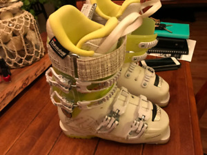 '15/16 Lange XT 110 LV expert freeride boots with walk/hike mode