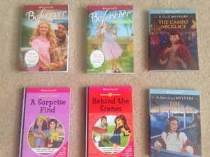 American Girl Doll Clothes, Books, Charms, Earrings, Hair Pick