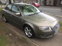 2006 06 Audi A4 2.0T FSI CVT SE 4 DOOR AUTOMATIC WITH ONLY 71000 MILES
