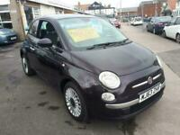 2013 Fiat 500 1.2 Lounge From £3,995 + Retail Package HATCHBACK Petrol Manual