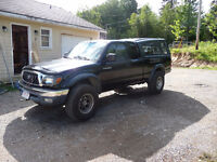 2002 Toyota Tacoma Pickup Truck (SOLD PENDING PAYMENT)