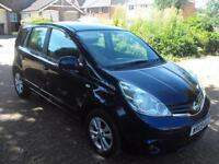 2009 Nissan Note 1.5 dCi Acenta 5dr
