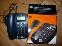 Desk Phone with speaker and caller ID