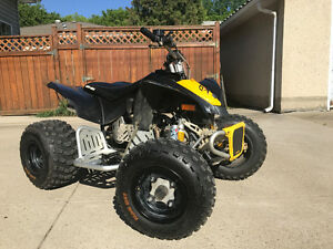 2010 Can Am DS90X