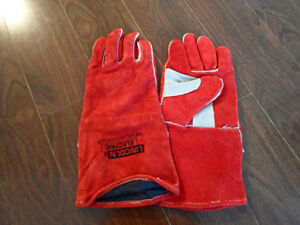 Lincoln Electric - Leather Welding Gloves