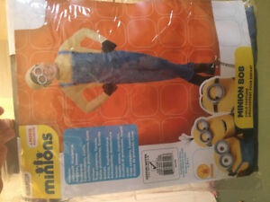 "Minion ""bob"" Halloween costume"