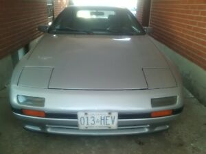 A  REAL AND RARE  EXPERIENCE- 1988 Mazda RX-7 Convertible Peterborough Peterborough Area image 6