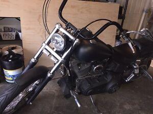 2006 Harley streetbob