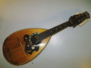 Vintage Kent Model 201 Mandolin