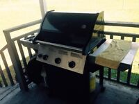 Vermont Castings royal blue barbecue
