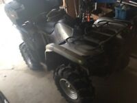 2007 Yamaha Grizzly 700 EPS Special Edition