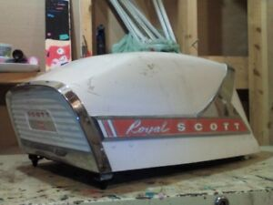 Scott Atwater outboardTrade for Chrysler Outboard
